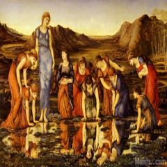 爱德华·伯恩·琼斯Edward Burne-Jones