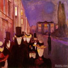 爱德华・蒙克Edvard Munch