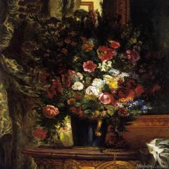 (1)欧仁・德拉克罗瓦Eugène Delacroix