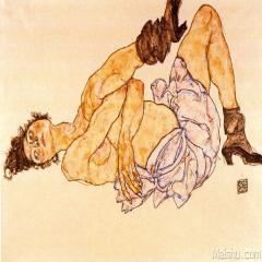 埃贡・希勒(2)Egon Schiele