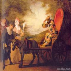 安东尼·华托Antoine Watteau