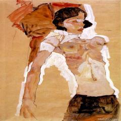 埃贡·希勒(5)Egon Schiele