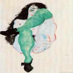 埃贡・希勒(4)Egon Schiele