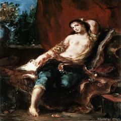 (2)欧仁・德拉克罗瓦Eugène Delacroix