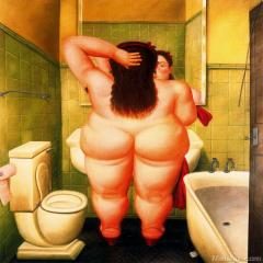 (2)费尔南多·波特罗Fernando Botero