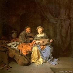 科内利斯.彼得斯.千兆Cornelis Pietersz Bega