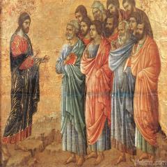 杜乔Duccio di Buoningegna(1)