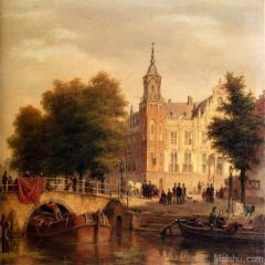 约翰内斯 · 范 · 霍夫Bartholomeus Johannes Van Hove