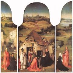 (4)博西Hieronymus Bosch