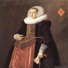 (1)弗朗斯·哈尔斯Frans Hals