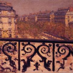 古斯塔夫·卡勒波特Gustave Caillebotte(3)