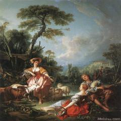 弗朗索瓦・布歇 Boucher François