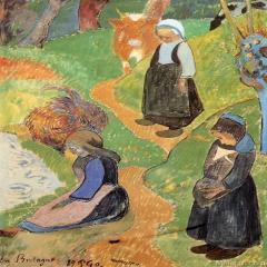 保罗·高更(9)Paul Gauguin