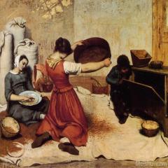 居斯塔夫·库尔贝Gustave Courbet