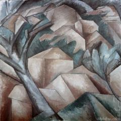 (3)乔治·布拉克Georges Braque