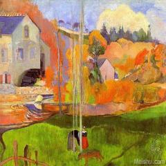 保罗·高更(11)Paul Gauguin