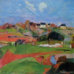 保罗·高更(10)Paul Gauguin