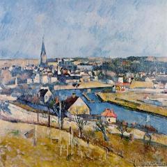 保罗·塞尚Cézanne, Paul(4)