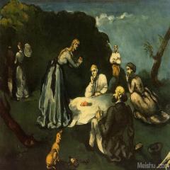 保罗·塞尚Cézanne, Paul(5)