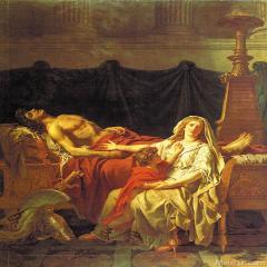雅克·路易·大卫Jacques-Louis David(1)