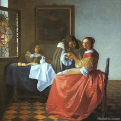 维米尔Johannes Vermeer