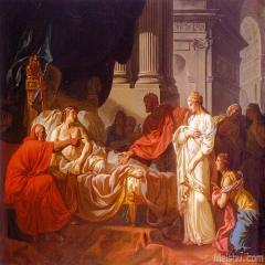 雅克·路易·大卫Jacques-Louis David(3)