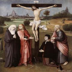 (1)Hier博西Hieronymus Bosch