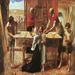 约翰·埃弗里特.米莱斯John Everett Millais(3)