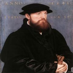 (1)小汉斯·霍尔拜因Hans Holbein the Younger