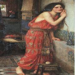 约翰·威廉姆·沃特豪斯(3)John William Waterhouse