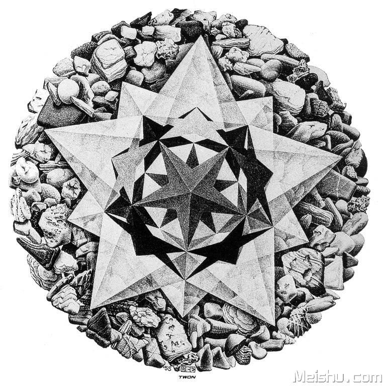 M. C. Escher(2)
