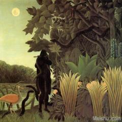 亨利·朱利安·费利克斯·卢梭(3)Rousseau, Henri Le Douanier