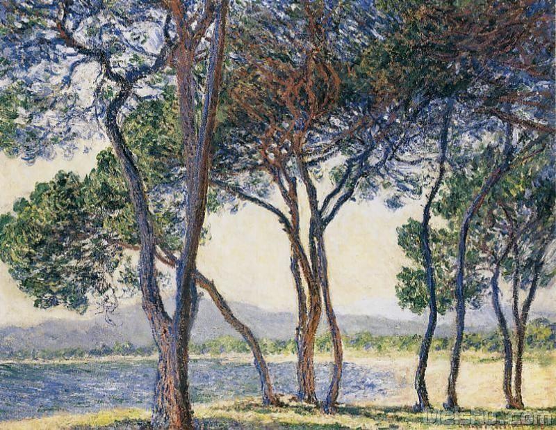 克劳德·莫奈Claude Monet(17) - 美术网_Meishu.com_中国美术网络文化产业生态系统