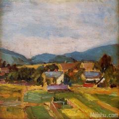 埃贡·希勒(7)Egon Schiele