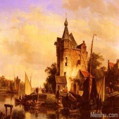 科内利斯.施普林格Cornelis Springer