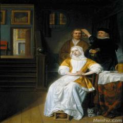 塞缪尔.范.霍赫斯特拉滕Samuel van Hoogstraten