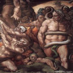米开朗基罗Michelangelo(7)