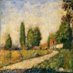 乔治斯.修拉(3)Georges Seurat