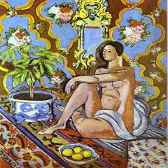 亨利·马蒂斯Henri Matisse (3)