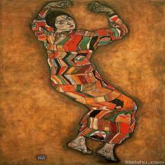 埃贡·希勒(8)Egon Schiele