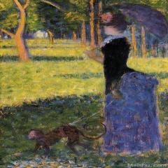 乔治斯.修拉(2)Georges Seurat