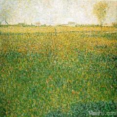 乔治斯.修拉(1)Georges Seurat