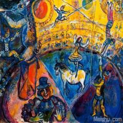 马克·夏加尔Marc Chagall(5)