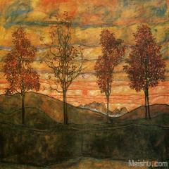 埃贡·希勒(6)Egon Schiele
