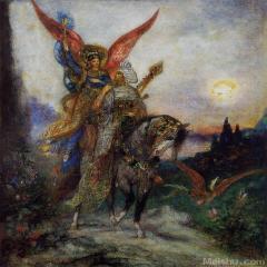 居斯塔夫·莫罗Gustave Moreau(1)