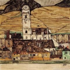埃贡·希勒(10)Egon Schiele
