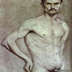[毕加索作品1881-1900]Pablo Ruiz Picasso