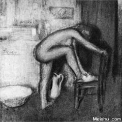 【毕加索作品1901-1905】Pablo Ruiz Picasso