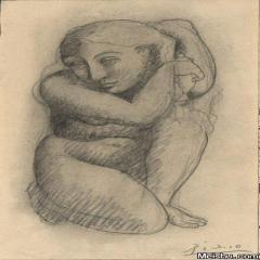 [毕加索作品1905-1906]Pablo Ruiz Picasso