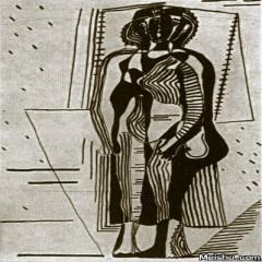 [毕加索作品1925-1937]Pablo Ruiz Picasso